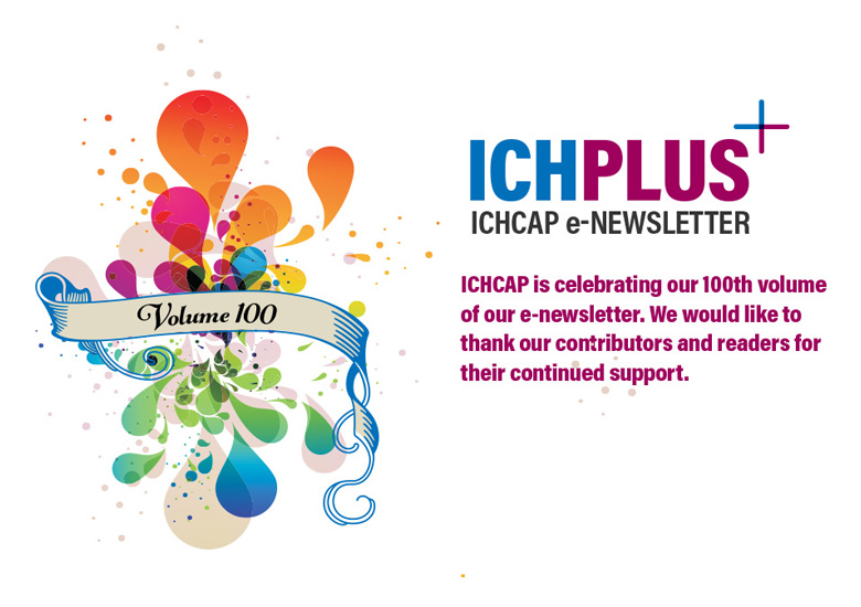 100th Issue of ICH Plus
