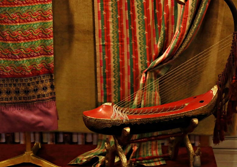 e-Knowledge Center—Traditional Instruments of Myanmar