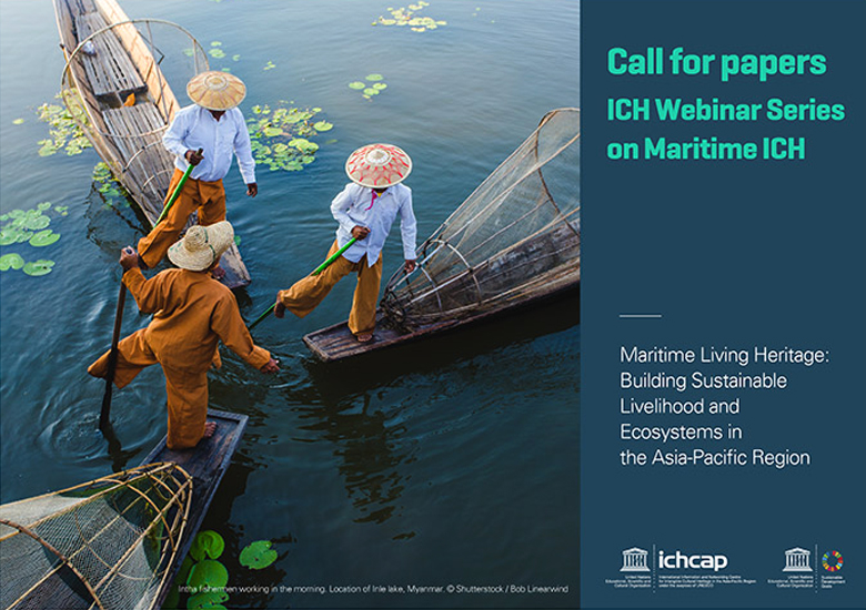 Deadline Extended (~28 Sep.) Call for Papers: ICH Webinar Series on Maritime ICH